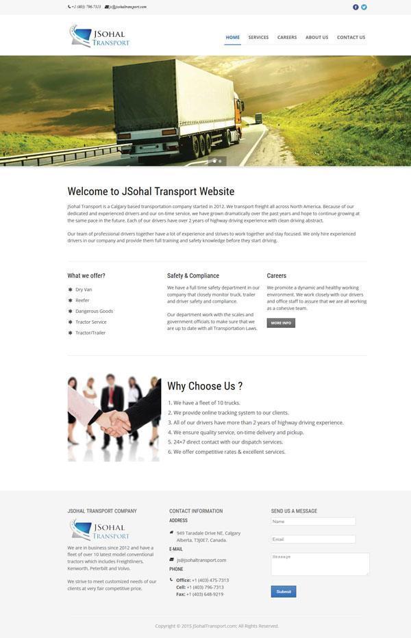 JSohal-Transport