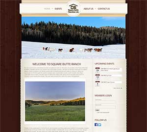 Square Butte Ranches